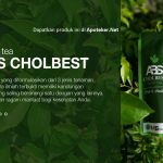gambar teh herbal cholbest