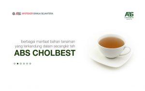 teh herbal Cholbest di indomaret